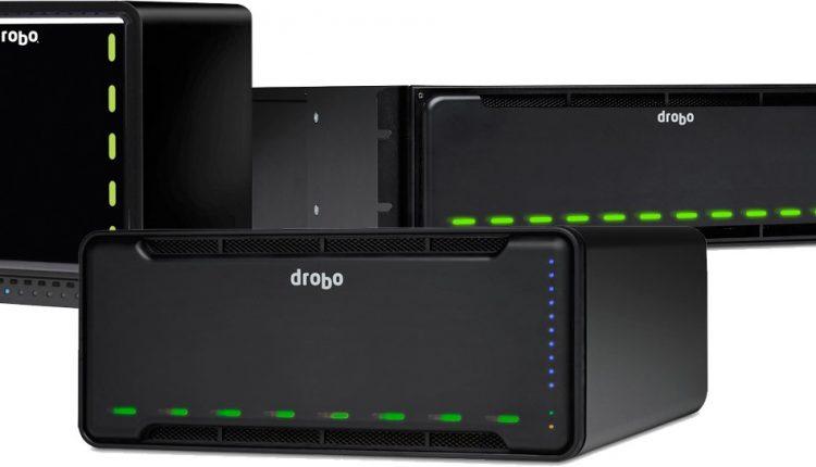 Drobo RAID [data] recovery