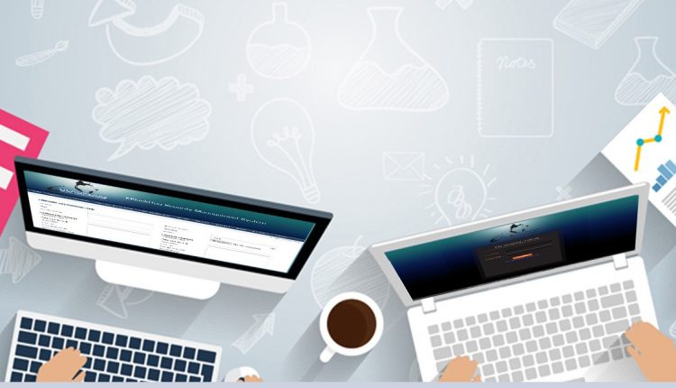 website setup