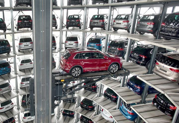 Robotic Parking Systems