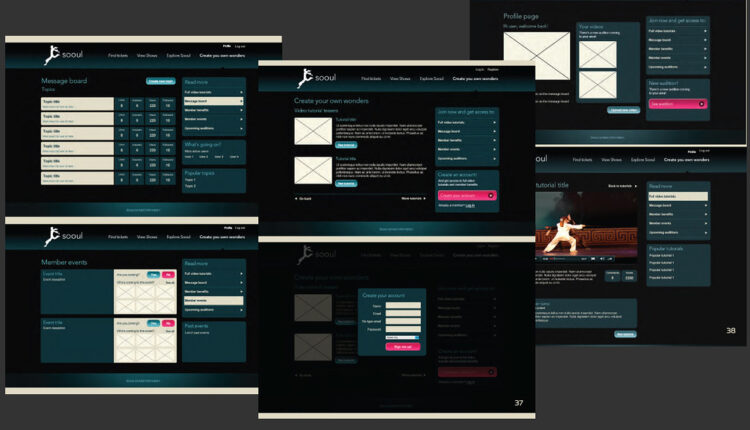 Interface Design Firms