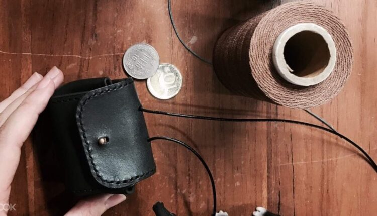 Leather Crafting And Designing